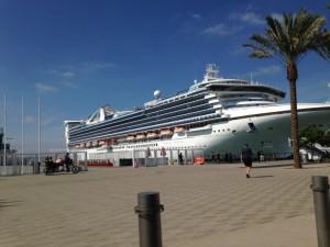 Cruiseschip San Diego