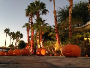 River Ranch in Halloween Style