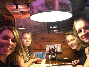 Eten bij Texas Roadhouse
