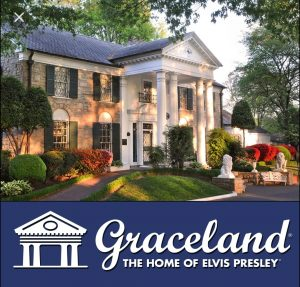 The home of Elvis.