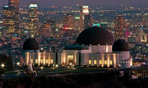 Griffith Observatory - LA by Night